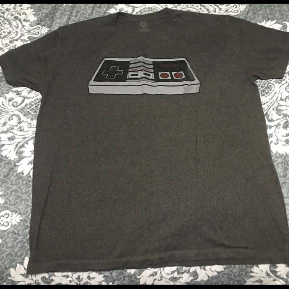 b8101860 Nintendo Shirts | Game Pad Controller Tee Shirt | Poshmark